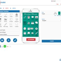 appmakr app maker
