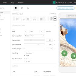 shoutem app maker review