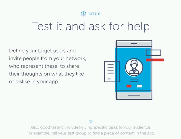 Build an app