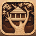 treehouse icon design
