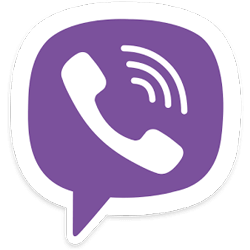 viber icon design