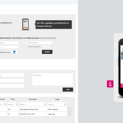 mobincube ecommerce feature