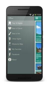 Make a travel app