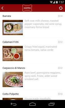 How to make a restaurant app