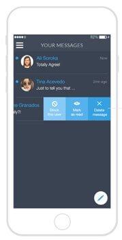 build a chat app