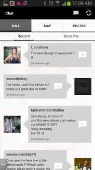 make a fanpage app