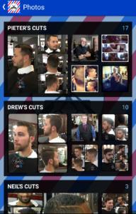 Gentleman's Barber app