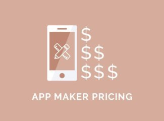 App maker pricing