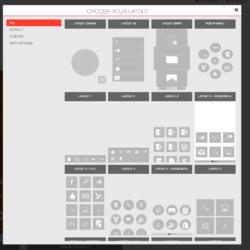 siberian app layouts