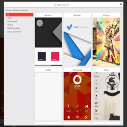 siberian app templates