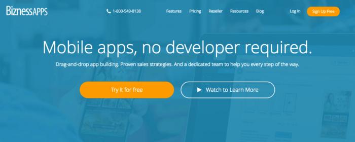 BiznessApps-reseller