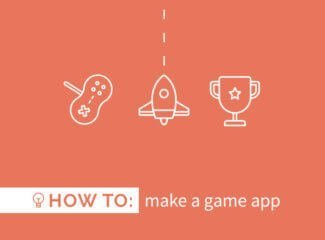 How to make a game app banner