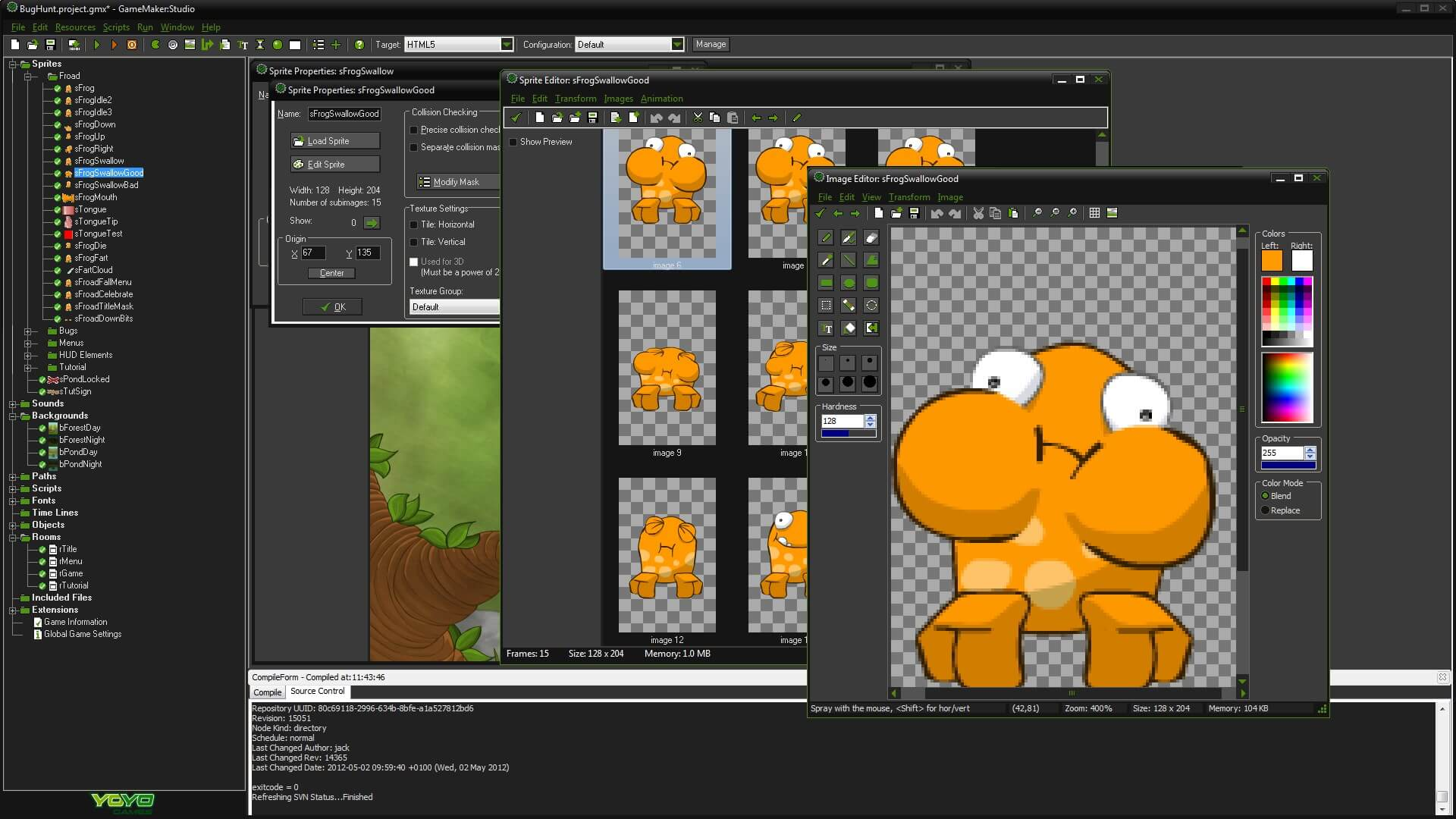 gamemaker studio 2 screenshot