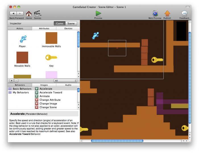gamesalad screenshot